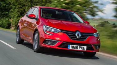 Renault Megane - tracking