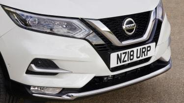 Nissan Qashqai ProPILOT - front detail