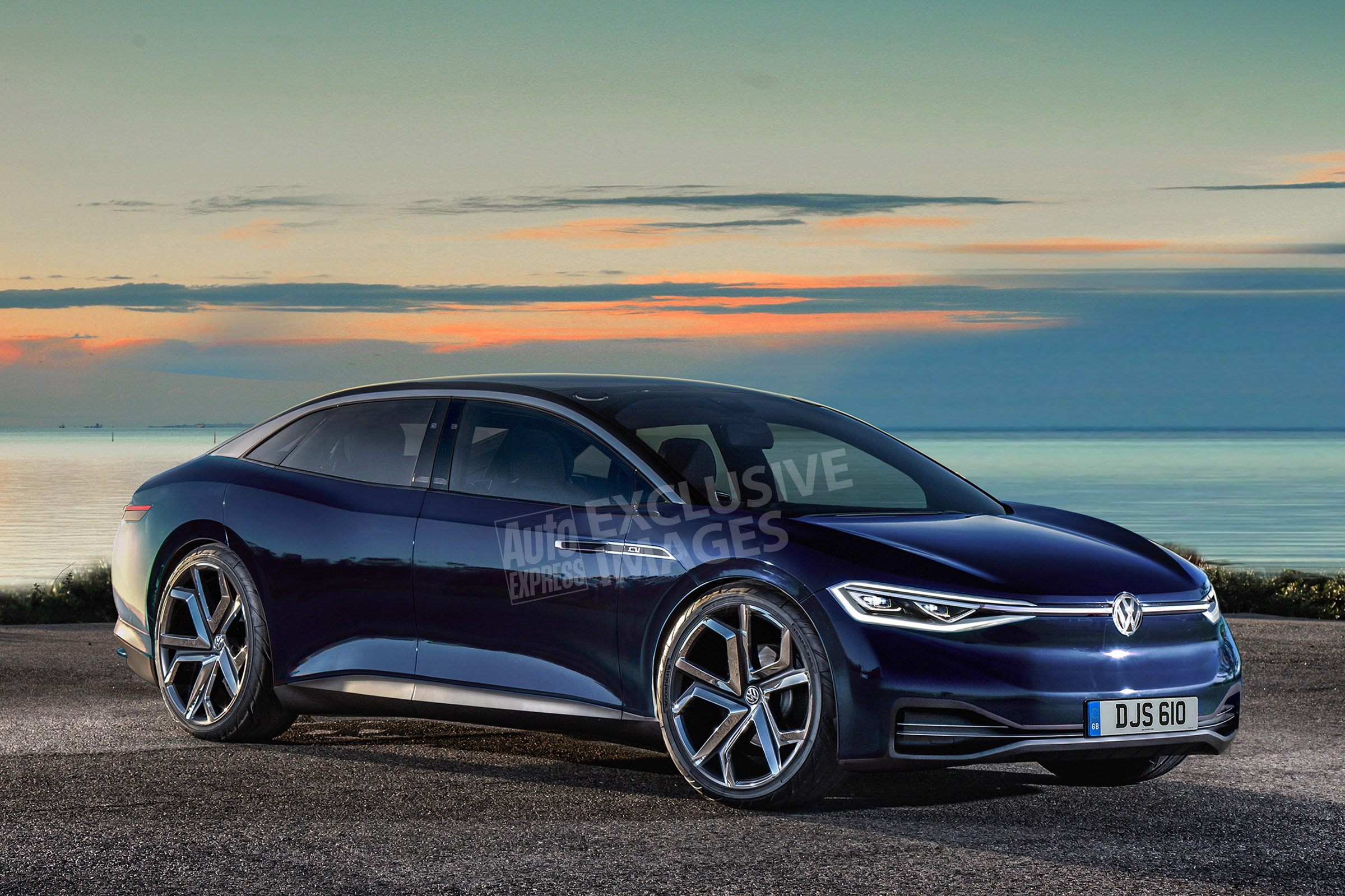 2021 VW Phaeton Specs
