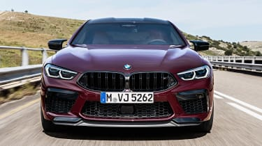 BMW M8 Gran Coupe - full front