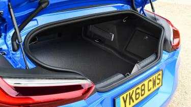 BMW Z4 M40i - boot
