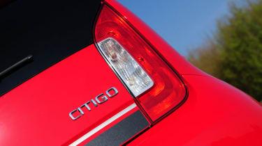 Skoda Citigo Sport badge
