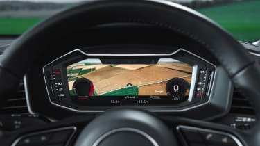 Audi A1 - Virtual Cockpit