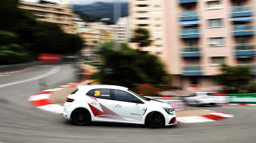 Renault Megane Renaultsport Trophy-R monaco