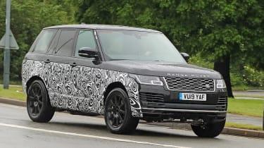 Range Rover - spyshot 2