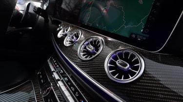 Mercedes-AMG CLS 53 - air vents