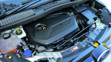 Ford Grand C-MAX EcoBoost engine
