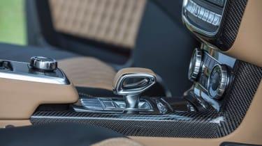 Mercedes-Maybach G 650 Landaulet - centre console