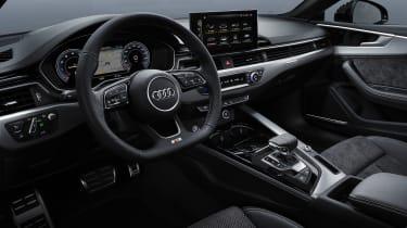 2019 Audi A5  - interior