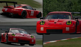 How to drive the Nurburgring... virtually