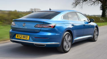 Volkswagen Arteon eHybrid - rear