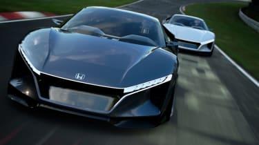 Honda Sports Vision Gran Turismo Nurburgring