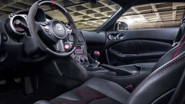 Nissan 370Z 50th Anniversary Edition - cabin