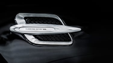 David Brown Automotive Speedback Silverstone edition side vent