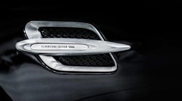 David Brown Automotive Speedback Silverstone edition side vent