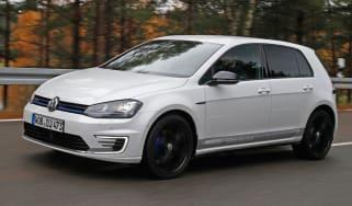 Volkswagen Golf GTE Performance prototype - front