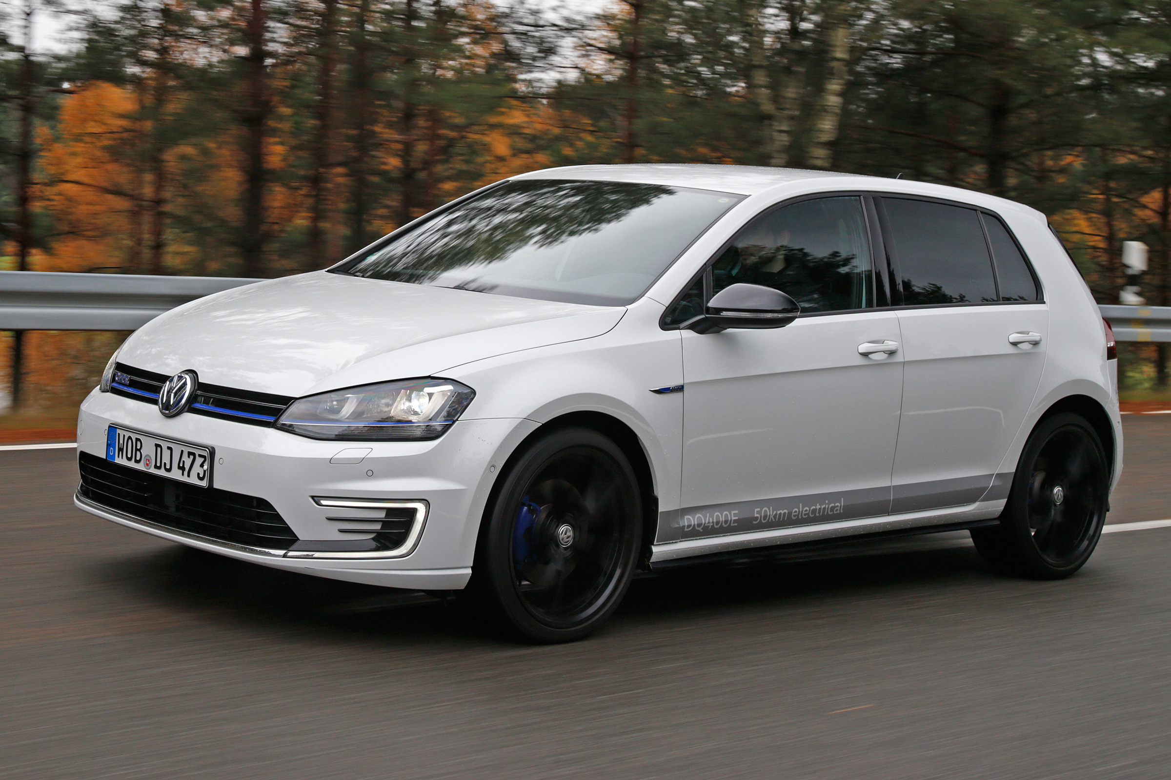 Volkswagen Golf Gte Performance Hybrid Prototype Review Auto Express
