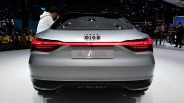 Audi Elaine concept - full rear