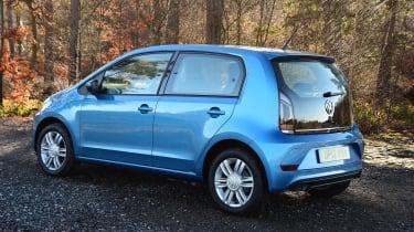 Volkswagen up! - rear static