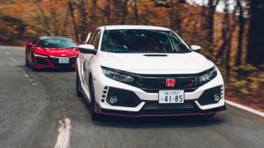 Honda road trip