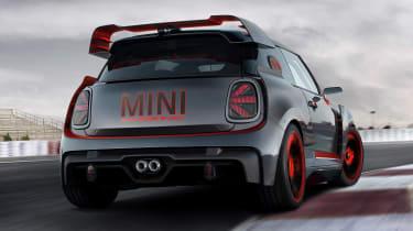 MINI JCW GP1 Concept - rear