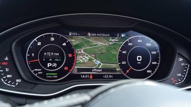Audi A4 Avant - Virtual Cockpit