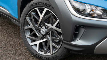 Hyundai Kona - wheels