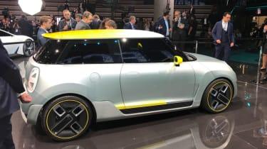 2019 MINI Electric Concept Frankfurt - driver side