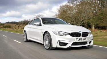 BMW M4 Competition Pack - front