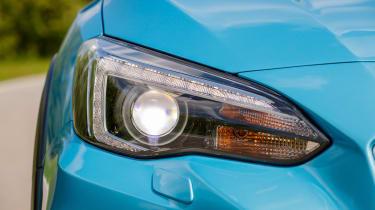 Subaru XV - headlight