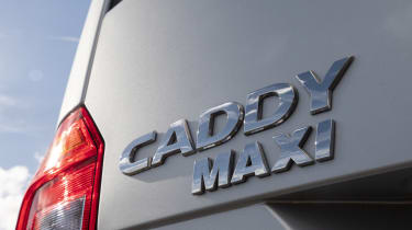 Caddy Maxi badge
