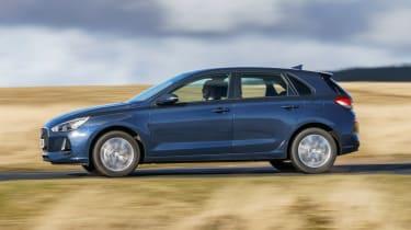 New Hyundai i30 - side