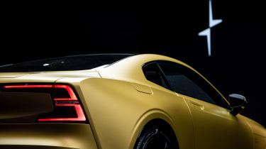 Polestar 1 special edition - rear