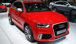 Audi RS Q3 revealed