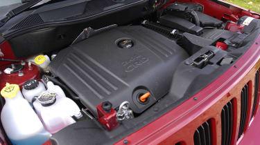 Jeep Patriot 2.0 Diesel Sport engine