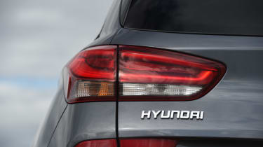 Hyundai i30 Tourer - tail-light
