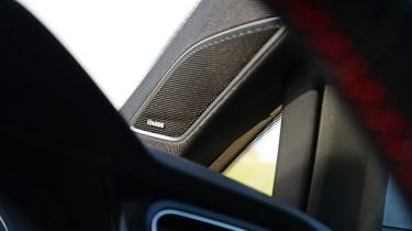 VW Golf GTI - speaker