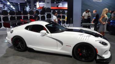 Dodge Viper ACR Concept - front