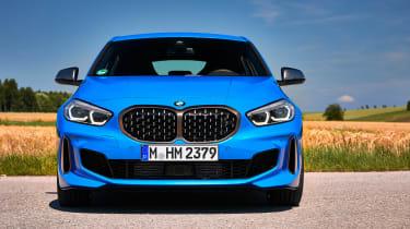 BMW M135i 2019 front