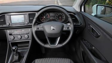 SEAT Leon Ecomotive interior