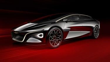 Aston Martin Lagonda Vision concept - front