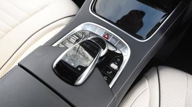 Mercedes S-Class - controls