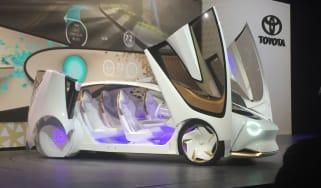 Toyota Concept I - 2