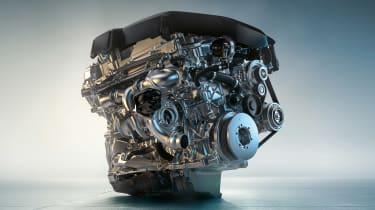 BMW M340i xDrive - engine