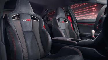 Honda Civic Type R Sport Line - seats