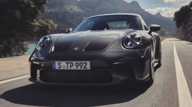 Porsche 911 GT3 Touring - front action