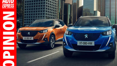 OPINION Peugeot 2008