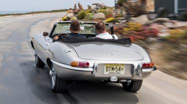Jaguar E-Type Zero - rear