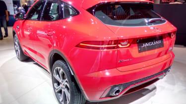 Frankfurt - Jaguar E-Pace - rear