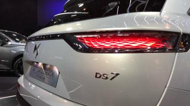 DS 7 Crossback E-Tense - Paris - Rearlight